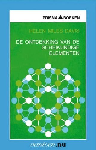 Ontdekking van de scheikundige elementen -BOEK OP VERZOEK Davis, H.M.