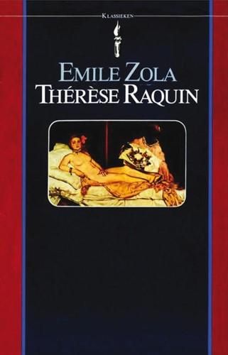 Therese Raquin -BOEK OP VERZOEK Zola, Emile
