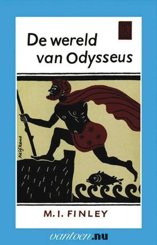 Wereld van Odysseus -BOEK OP VERZOEK Finley, M.I.