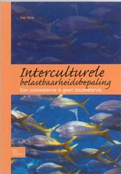 Interculturele belastbaarheidsbepaling -een zoetwatervis is geen zoutw atervis Vink, I.