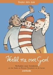 Vertel me over God -9031719196-A-GEB Rabijns, Bob