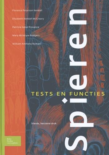 Spieren -tests en functies Kendall, Florence Peterson