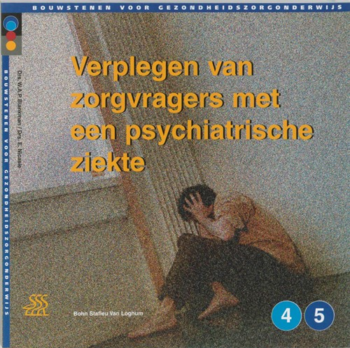 Verplegen van zorgvragers met een psychi -903132745X-W-GEB Blankman, W.A.P.