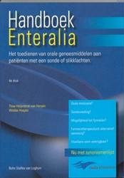 Handboek enteralia -het toedienen van orale genees middelen aan patienten met een Heijenbrok-van Herpen, T.