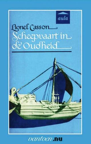 Scheepvaart in de oudheid -BOEK OP VERZOEK Casson, L.