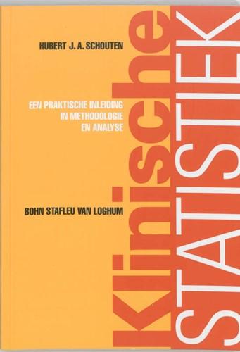 Klinische statistiek -een praktische inleiding in me thodologie en analyse Schouten, H.J.A.