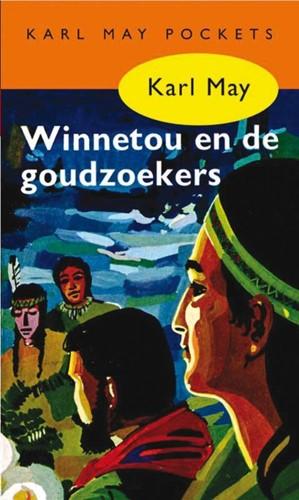 Winnetou en de goudzoekers -BOEK OP VERZOEK May, Karl