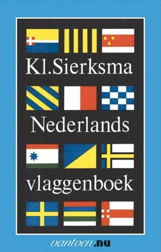 Nederlands vlaggenboek -BOEK OP VERZOEK Sierksma, K.