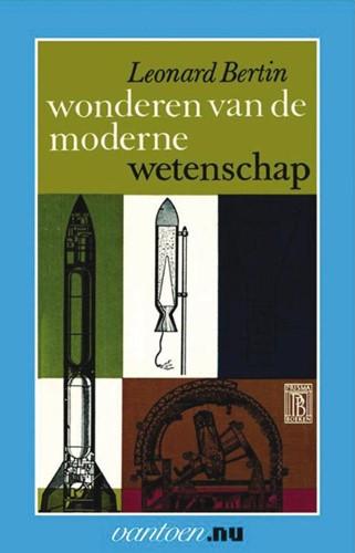 Wonderen van de moderne wetenschap -BOEK OP VERZOEK Bertin, L.