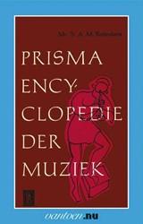 PRISMA ENCYCLOPEDIE DER MUZIEK -BOEK OP VERZOEK BOTTENHEIM, S.A.M.