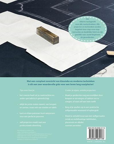 Het complete naaiboek -Boordevol stap-voor-stapinstru cties en duidelijke foto' Langdon, Nancy-2