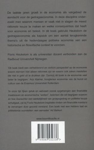 Begrijpen we het nog? -gedragseconomie voor Nederland Heukelom, Floris-2