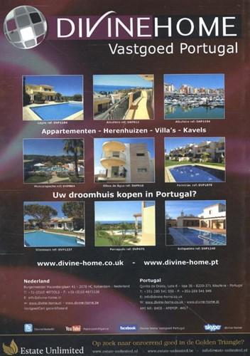 Wonen en kopen in Portugal -alles over wonen en onroerend goed in Portugal Gillissen, P.L.-2