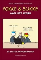 Fokke en Sukke aan het werk -de beste kantoorgrappen Reid, J.