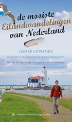 De mooiste eilandwandelingen van Nederla -18 wandelroutes op 13 (schier- of voormalige) eilanden Vet, Sietske de