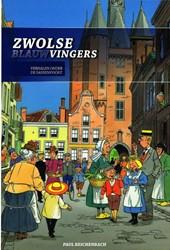 Zwolse Blauwvingers -verhalen onder de Sassenpoort Reichenbach, Paul