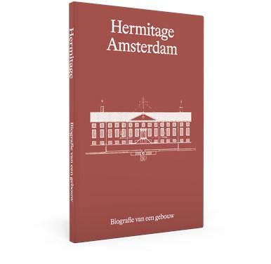 Hermitage Amsterdam -Biografie van een gebouw Scholvinck, Hester