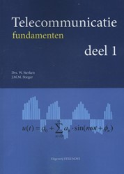 Telecommunicatie -fundamenten Sterken, W.