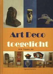 Art deco toegelicht Thijssen, W.M.