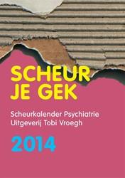 SCHEUR JE GEK 2014 -PSYCHIATIE SCHEURKALENDER