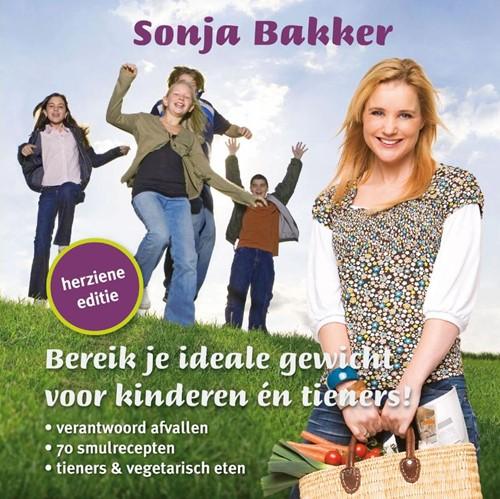Bereik je ideale gewicht voor kinderen e -van 4 t/m 18 jaar een effectie f programma om verantwoord af Bakker, S.