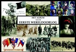 Het album van de eerste wereldoorlog Vries, Guus de