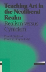 Antennae Teaching Art in a Neoliberal Ag -realism versus cynicism Gielen, Pascal