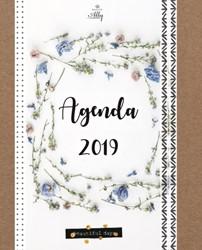 Majestically agenda 2019 -christelijk met bijbeltekst