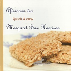 AFTERNOON TEA, QUICK & EASY -QUICK EN EASY BAX HARRISON, MARGARET