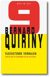 Belgica Vleesetende verhalen Quiriny, Bernard