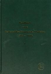 handboek van Nederlandse provinciale mut Purmer, D.