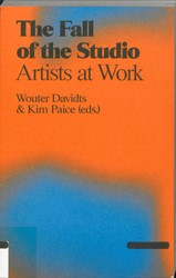 Antennae The Fall of the Studio -artists at work Paice, K.