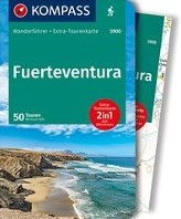 Fuerteventura 1 : 60 000 -Wanderfuhrer mit Extra-Touren karte 1:60.000, 50 Touren, GPX Will, Michael