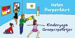Kinderyoga groepsspelletjes Purperhart, Helen