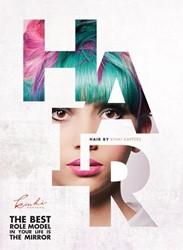 Hair by Kinki -the best role model in your li fe is the mirror Boes, Nane