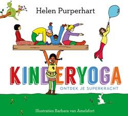 Kinderyoga -Ontdek je superkracht Purperhart, Helen