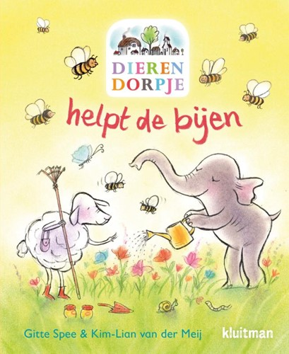 Dierendorpje helpt de bijen Spee, Gitte