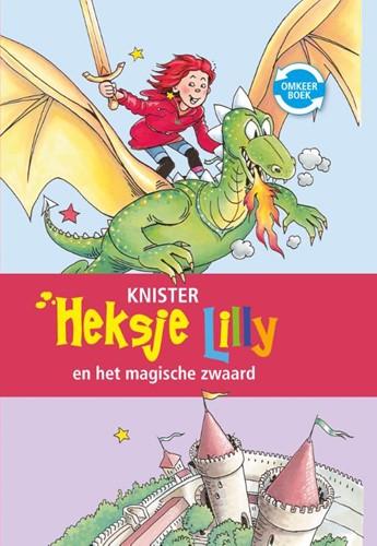 Avontuur onder water / Het magische zwaa -omkeerboek KNISTER