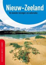 Nieuw Zeeland Blauwe reisgids Gebauer, Bruni