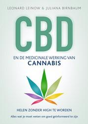 CBD en de medicinale werking van cannabi -Helen zonder high te worden Leinow, Leonard