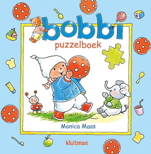 Bobbi puzzelboek Maas, Monica