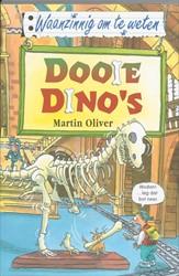 Waanzinnig om te weten Dooie dino's -OLIVER, M. 000004 Oliver, Martin