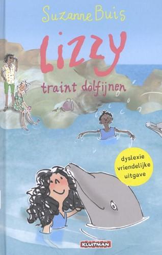 Lizzy traint dolfijnen. -dyslexie uitgave Buis, Suzanne