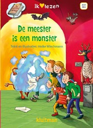 De meester is een monster Wiechman, Heike
