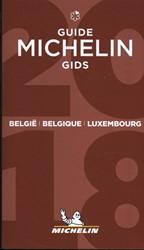 Michelin Belgique & Luxembourg 2018 -Hotels & Restaurants