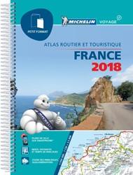 Atlas Michelin (klein formaat) Frankrijk