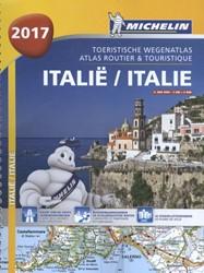 ATLAS MICHELIN ITALIE 2017