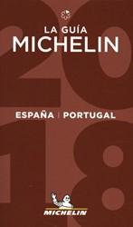 Michelingids Espagna & Portugal 2018 -Restaurants & Hotels Michelin