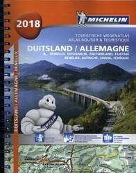 Atlas Michelin Duitsland, Benelux, Ooste