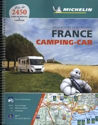 Atlas Michelin Frankrijk Camping Car 201